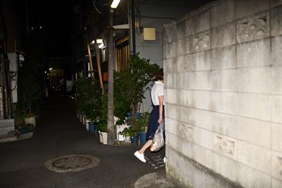 「ぬいぐるみに珈琲を飲ませる」 / 2018年