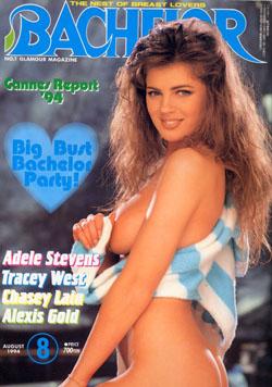 『BACHELOR』1994年8月号
