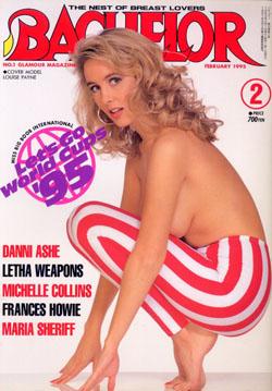 『BACHELOR』1995年2月号