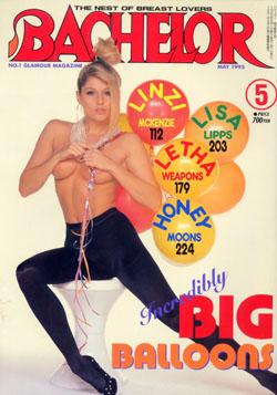 『BACHELOR』1995年5月号