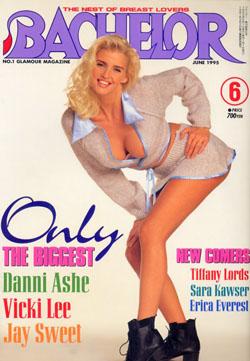 『BACHELOR』1995年6月号