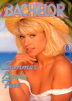 『BACHELOR』1995年8月号