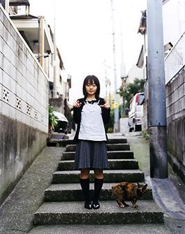 「ハルノシラベ‐1」 / 2005年 / (C)2010.Inbe Kawori★ ALL Rights Reserved.
