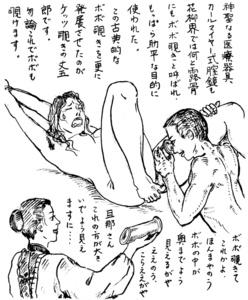 大肛門大学 第1講 ガラス瓶製 膣・肛門鏡製作【2】