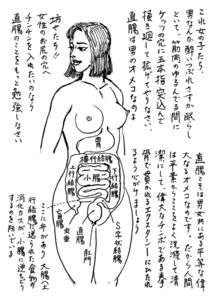 大肛門大学|第15講 直腸性感について【2】