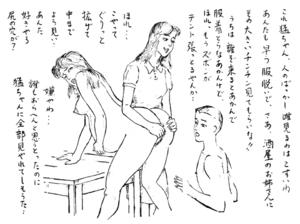 大肛門狂綺談 第25回 お尻の学校【2】